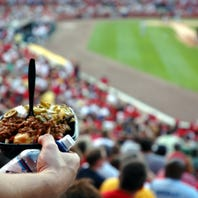 The strangest foods you'll find at MLB baseball stadiums in 2018