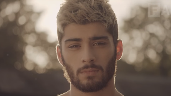 WE SEE YOU WITH THOSE BEDROOM EYES, ZAYN.