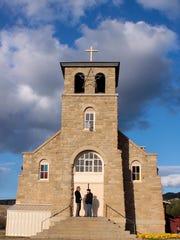 St. Paul's Mission has served the Fort Belknap Indian