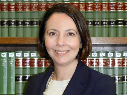 Rebecca Ricigliano. New Jersey's first assistant state attorney general.