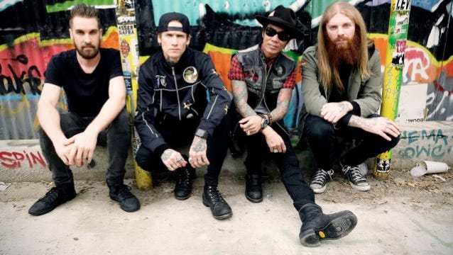 Josh Todd & The Conflict makes its way to Speaking Rock on Saturday.