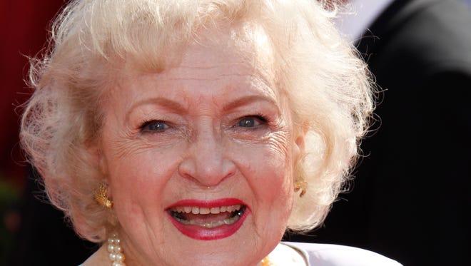 Betty White is still alive