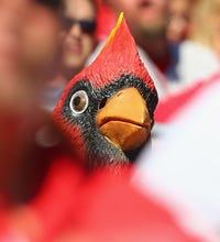 St. Louis Cardinals vs. the Colorado Rockies