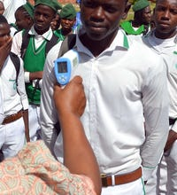 Battling the Ebola outbreak