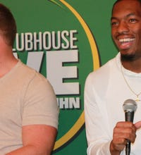 Clubhouse Live with John Kuhn and Ha Ha Clinton-Dix