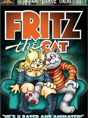 """Based on the underground comic by R. Crumb, """"Fritz the Cat"""" was the first X-rated cartoon."""