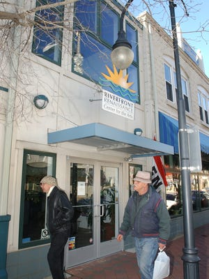 The Riverfront Renaissance Center for the Arts on High Street in Millville is asking the city to cut its rent to $1 a year.