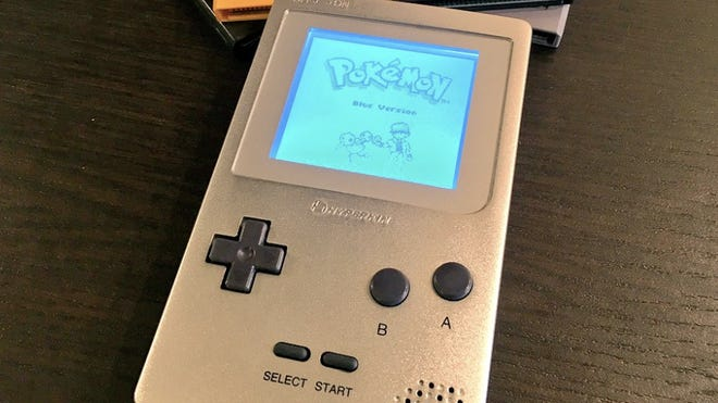 The tech company Hyperkin, which develops remakes of both new and old systems, unveiled the new Ultra Game Boy at the Consumer Electronics Show this week.
