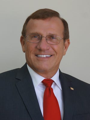 Ron Rose, president and CEO of the Jensen Beach Chamber of Commerce, is seeking a seat on the Stuart City Commission in 2018.