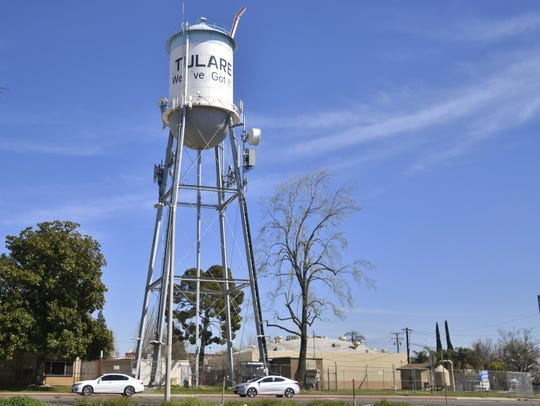 Residents of Tulare say there has been a strong odor