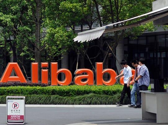 AP Hong Kong Alibaba IPO