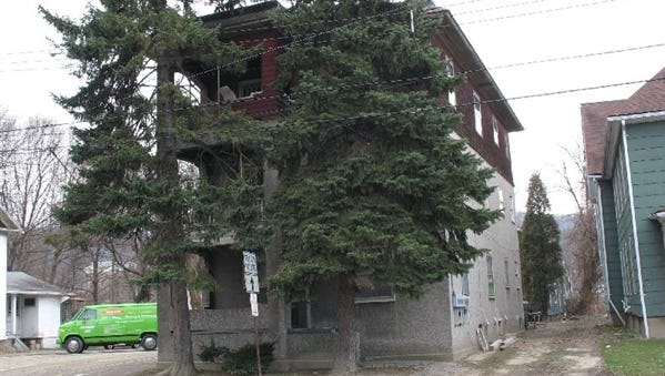 This property at 24 Conklin Ave. in Binghamton recently sold for $65,000.