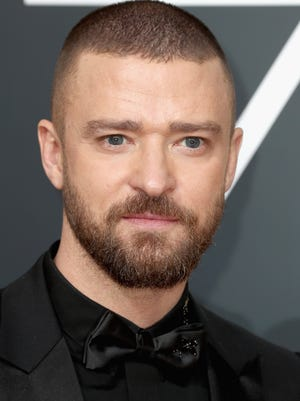 Justin Timberlake attends the 75th Annual Golden Globe Awards at The Beverly Hilton Hotel on January 7, 2018 in Beverly Hills, California.  (Photo by Frederick M. Brown/Getty Images)