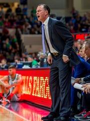 Fifth-season FGCU coach Joe Dooley has led the men's