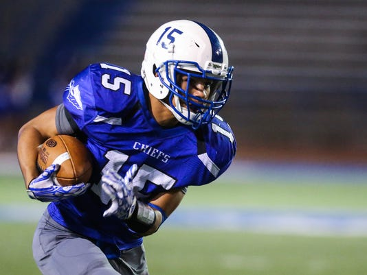 lake view s johnny espinosa named to ap 4a all state football team