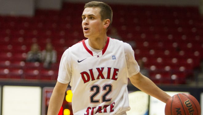 After a trip to Hawaii, the Dixie State men's basketball team is glad to be back as it takes on HPU in a pivotal PacWest game Saturday night in the Burns Arena.