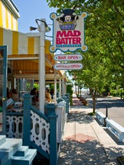 Explore the historic Jackson Street in Cape May and make a stop inside The Mad Batter for an award-winning breakfast.