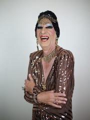 """""""Gypsy"""" performs three nights a week at Oscar's Cafe & Bar"""