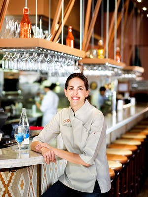 Katie Button is executive chef at Curate and Nightbell in Asheville.
