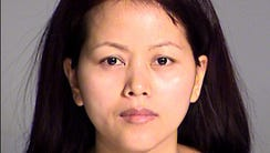Kin Park Thaing, 30, claims she was following Scripture
