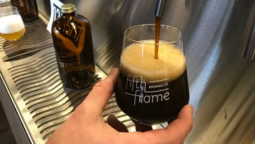 St. Paul Street brewery Fifth Frame pours first beers