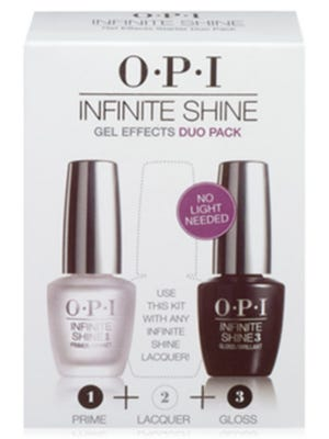 OPI Infinite Shine Gel Effects Lacquer System