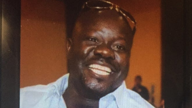 Alfred Olango, a Ugandan immigrant, was fatally shot by police on Sept. 27, 2016, in El Cajon, Calif.