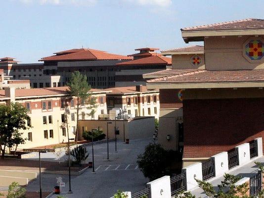 UTEP campus