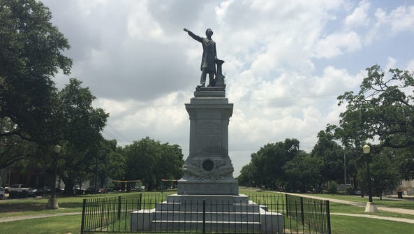 The decision to remove four monuments that celebrate