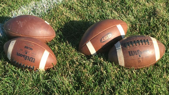 Harding faced Galion in Week 6 Friday night on the
