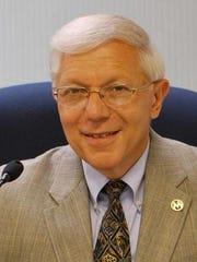 Roger Koopman of the Public Service Commission.