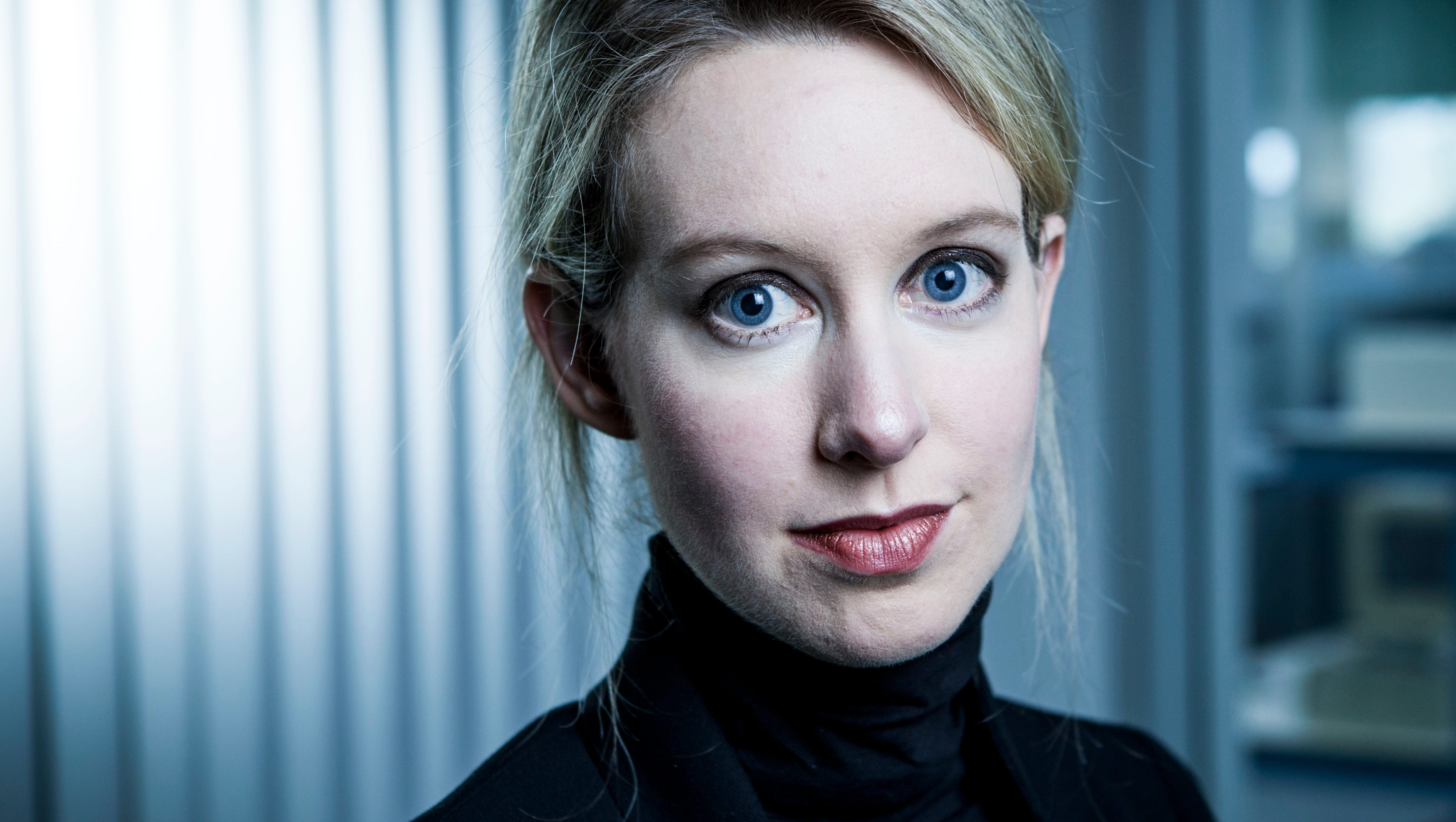 Theranos founder Elizabeth Holmes charged with criminal fraud
