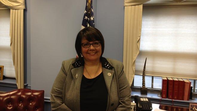 Morris County Clerk Ann Grossi