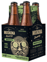 This Canadian brewery's latest offering, Cool As Cuke,
