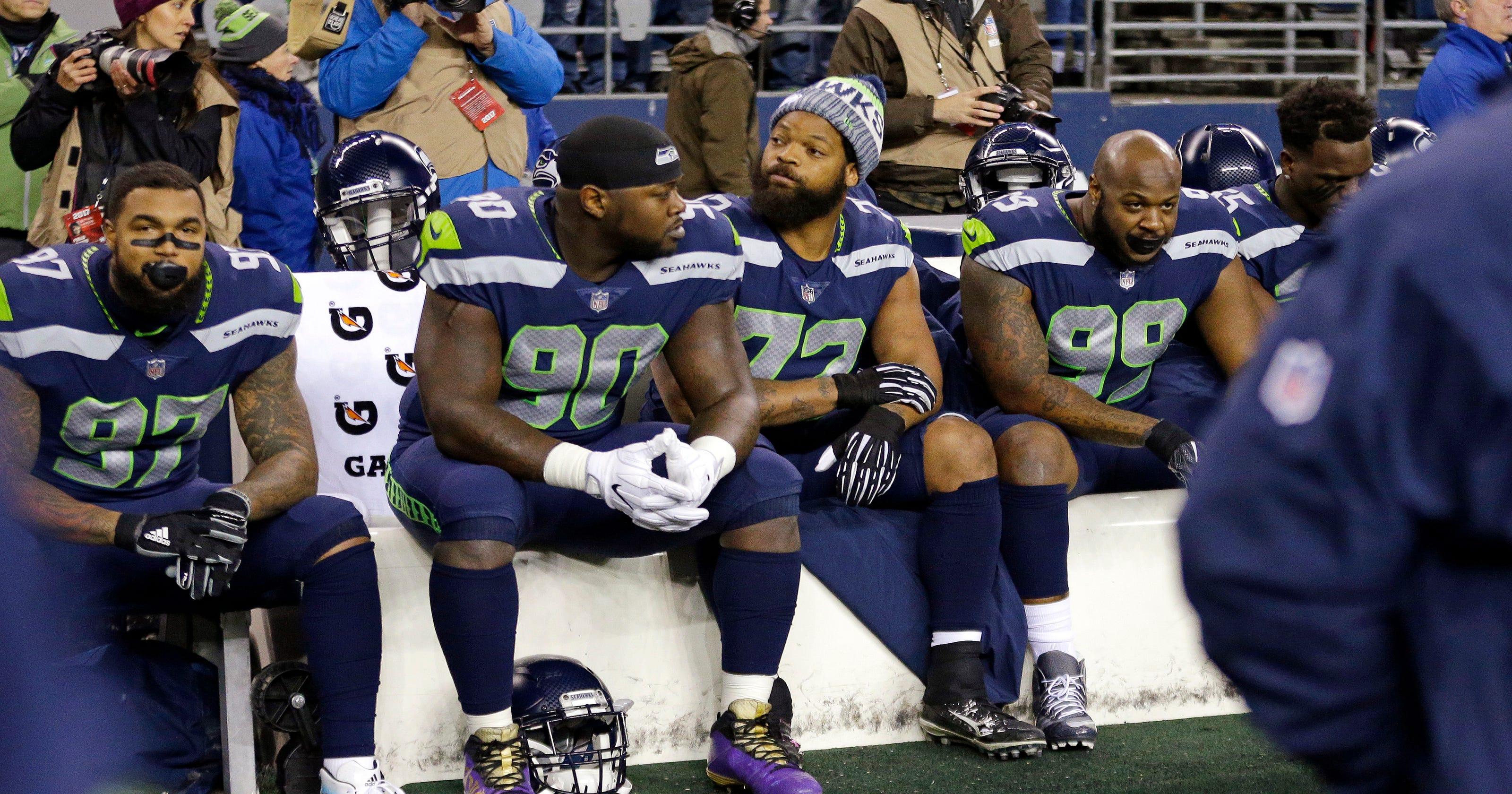 96b8f872 The Latest: Wilson leads Seahawks past Eagles 24-10