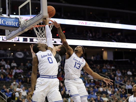 Seton Hall has some work to do in February to go dancing