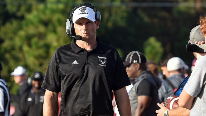 FIT coach Steve Engelhart