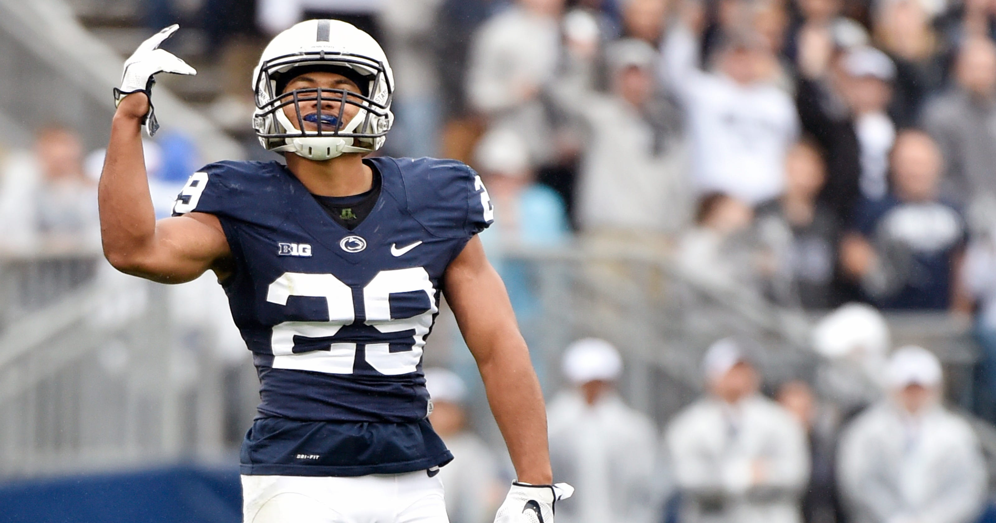 Penn State football: John Reid finally finding his on-field