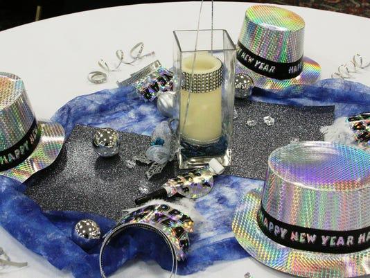 MV1231 New Year's Eve Ball