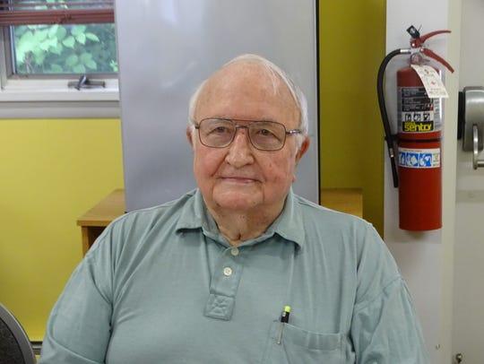 Jim Kleinhans, lifelong resident of Port Clinton, said