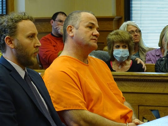 Darrell Domokos was sentenced to eight years in prison for gross sexual imposition and unlawful sex with a minor.