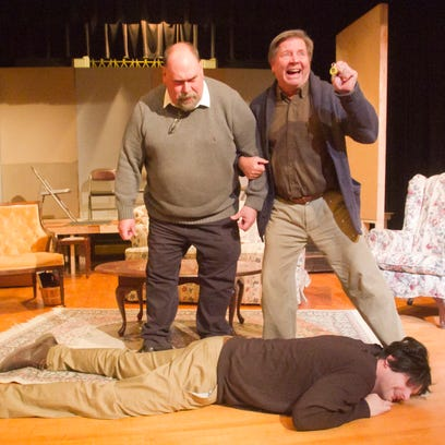 Hartland Players presents play about family, faith and food