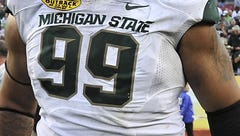'Who wore it best' at Michigan State: No. 99