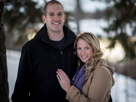 Engagements: Kady Hopp & JJ Heyden