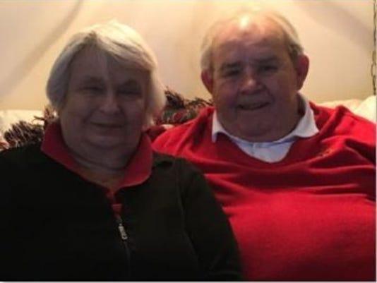 Anniversaries: John Wilson & Carol Wilson