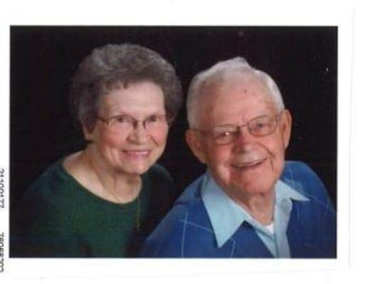Anniversaries: Kenneth Thompson & Marlene Thompson