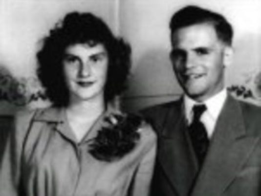 Anniversaries: Adlia Wood & Joyce Wood