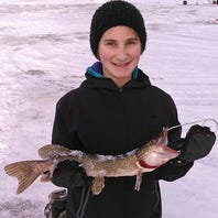 Tomahawk area fishing report for Jan. 3