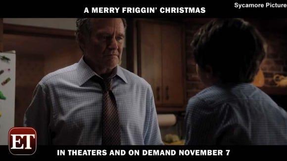 A Merry Friggin Christmas Trailer.Robin Williams Trailer Merry Friggin Christmas Last Films