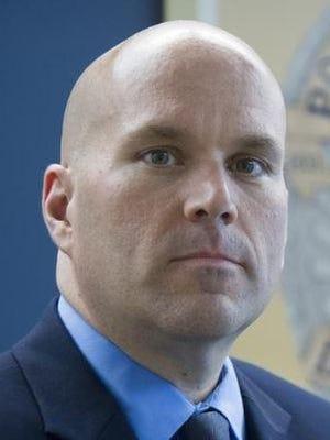 Dover Police Chief William Breault.